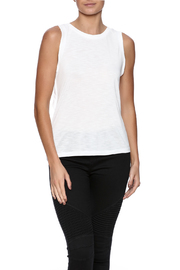 WILLIAM B Open Back Tank - Back cropped