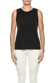 WILLIAM B Open Back Tank - Side cropped