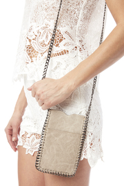Shoptiques Product: Cross Body Phone-Case - Back cropped