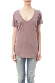 WILLIAM B The Pocket Tee - Side cropped