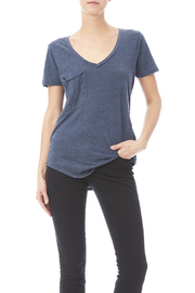 WILLIAM B The Pocket Tee - Front cropped