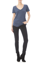WILLIAM B The Pocket Tee - Front full body