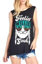 Imagine That Willie Good Top - Front cropped