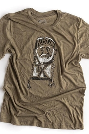 Gusto Graphic Tees/ATX Willie Nelson T-Shirt - Product Mini Image