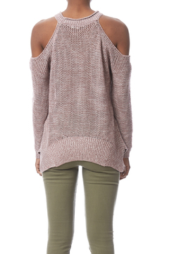 Willow & Clay Loose Knit Sweater - Alternate List Image
