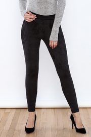 Willow & Clay The Suedette Legging - Product Mini Image