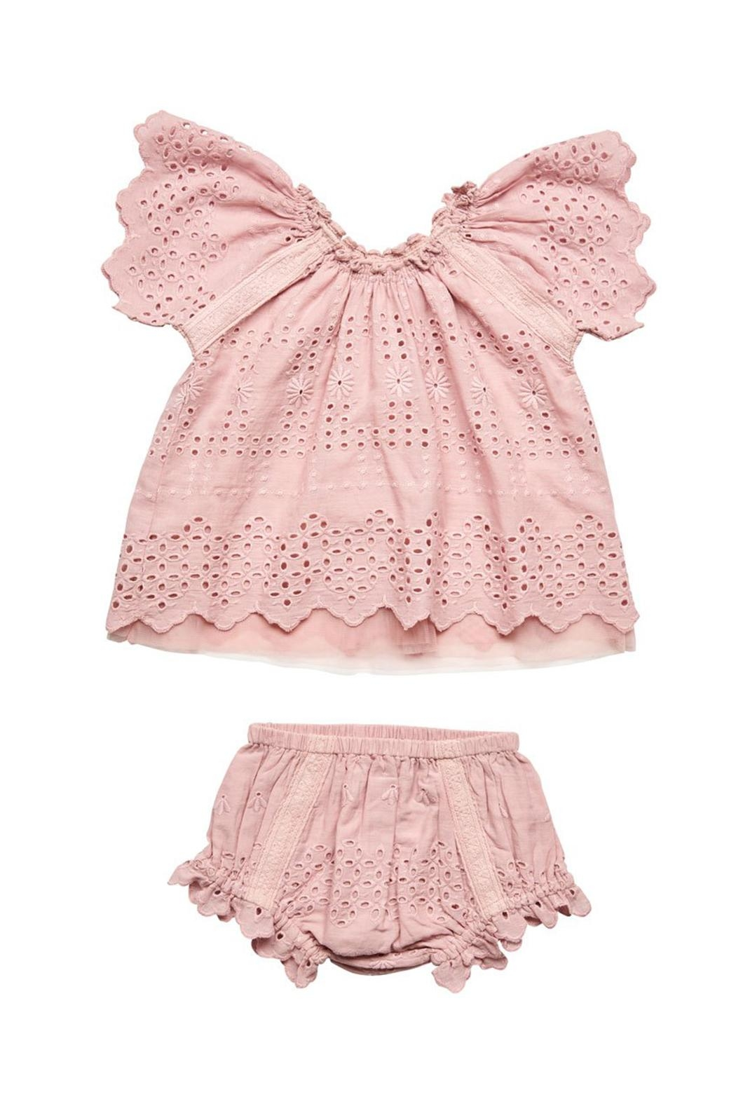 Pink Chicken Willow 2 Piece - Side Cropped Image