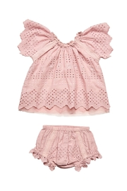 Pink Chicken Willow 2 Piece - Side cropped