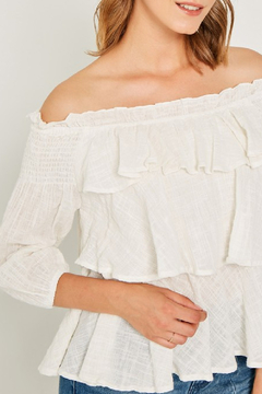 Hayden Los Angeles Willow Blouse - Product List Image
