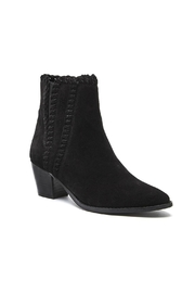 Matisse Footwear Willow Bootie w Stitching Detail - Front full body