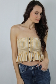 By Together Willow Crop Top - Product Mini Image