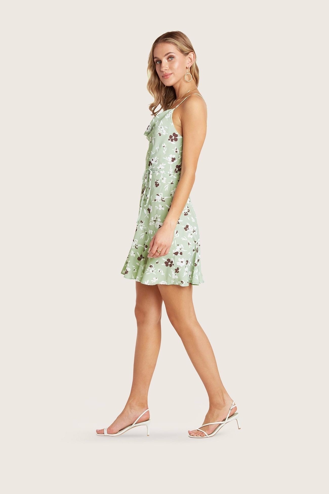 Willow Freddie Dress - Front Full Image