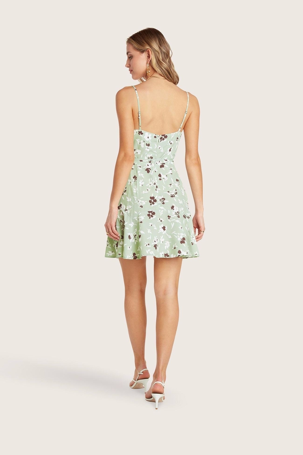Willow Freddie Dress - Side Cropped Image