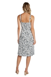 Willow Heather Dress - Front full body