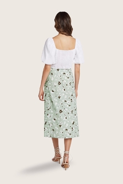 Willow Pam Floral Skirt - Alternate List Image