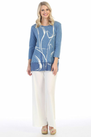 Jess & Jane Willow Tunic - Product Mini Image