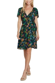 Willow & Clay Bali Wrap Dress - Front cropped