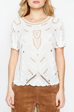 Shoptiques Product: Beaded Gypsy Top