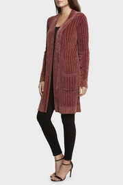 Willow & Clay Camila Chenille Cardigan - Front full body