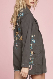 Willow & Clay Cove Anorak Jacket - Back cropped