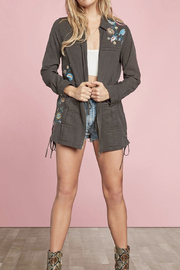 Willow & Clay Cove Anorak Jacket - Front full body