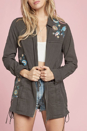Willow & Clay Cove Anorak Jacket - Product Mini Image