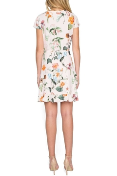 Willow & Clay Floral Wrap Dress - Alternate List Image