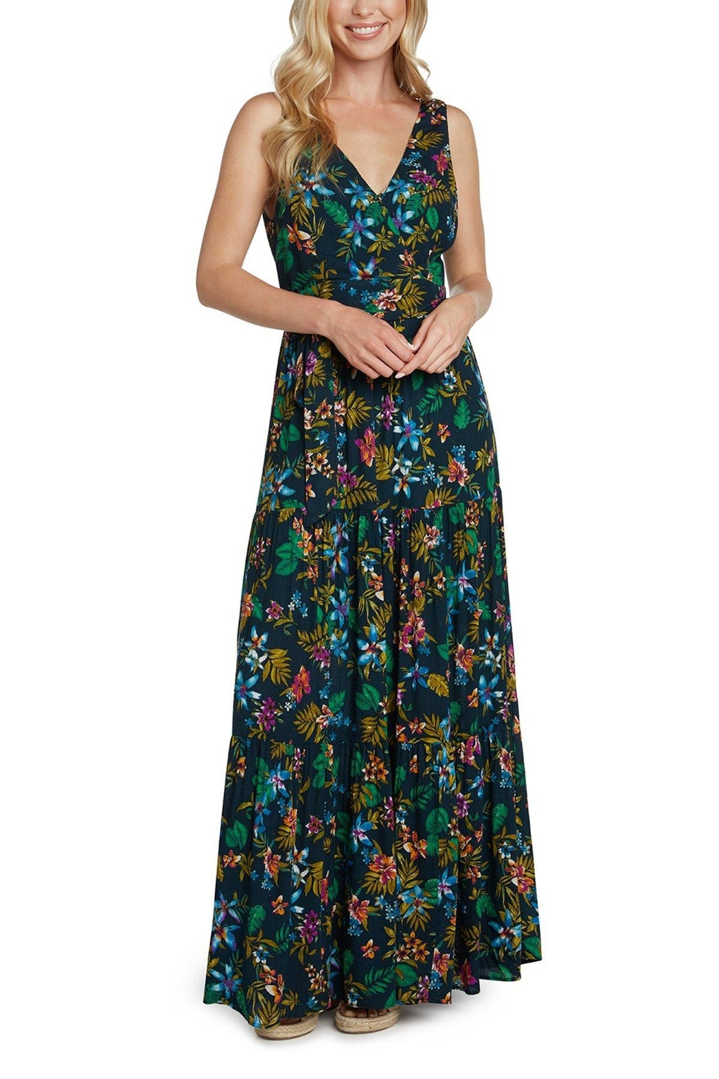 Willow & Clay Martine Maxi Dress - Main Image