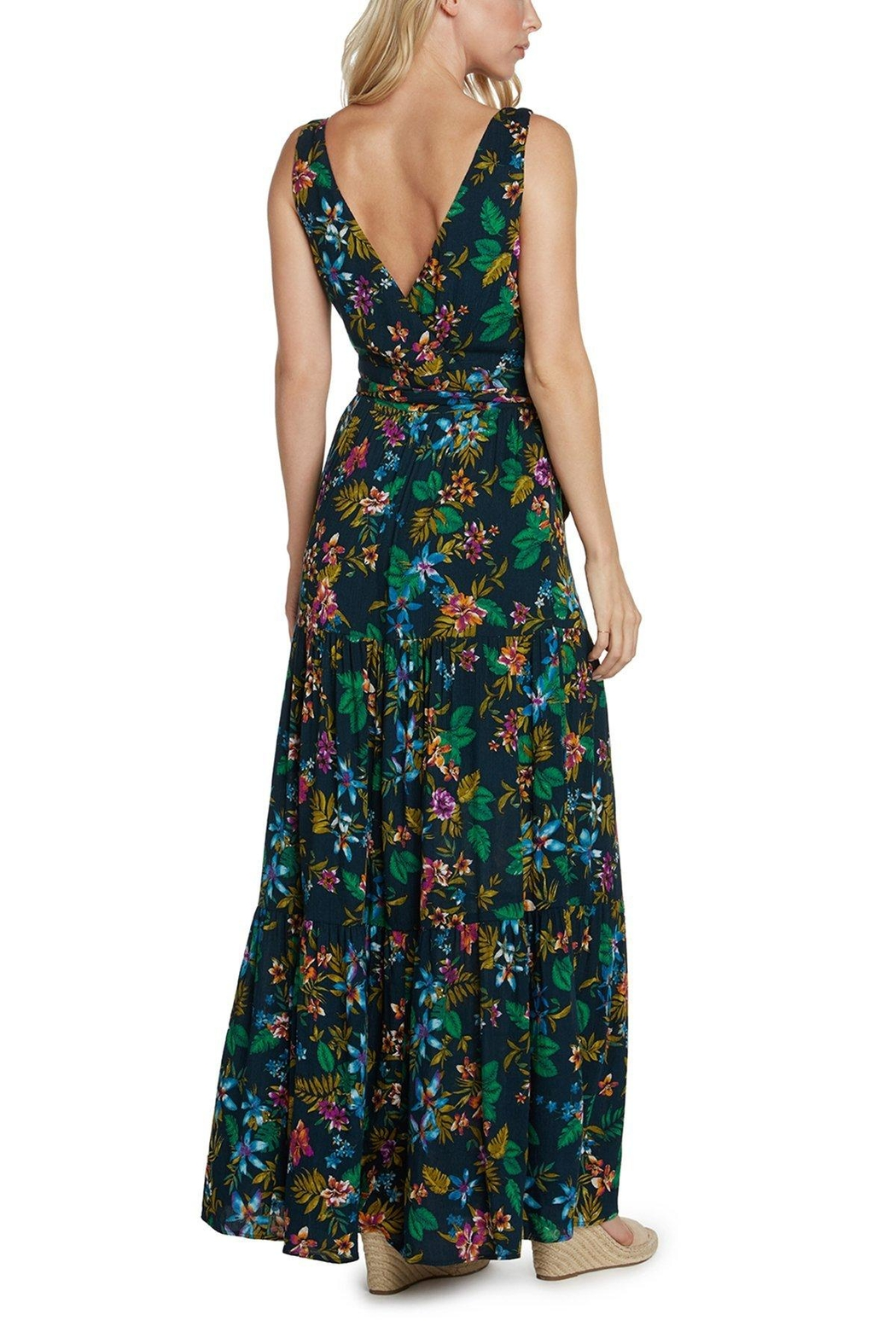 Willow & Clay Martine Maxi Dress - Side Cropped Image