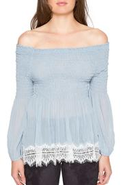 Willow & Clay Off The Shoulder Top - Product Mini Image