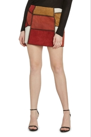 Willow & Clay Penelope Patchwork Mini - Front cropped