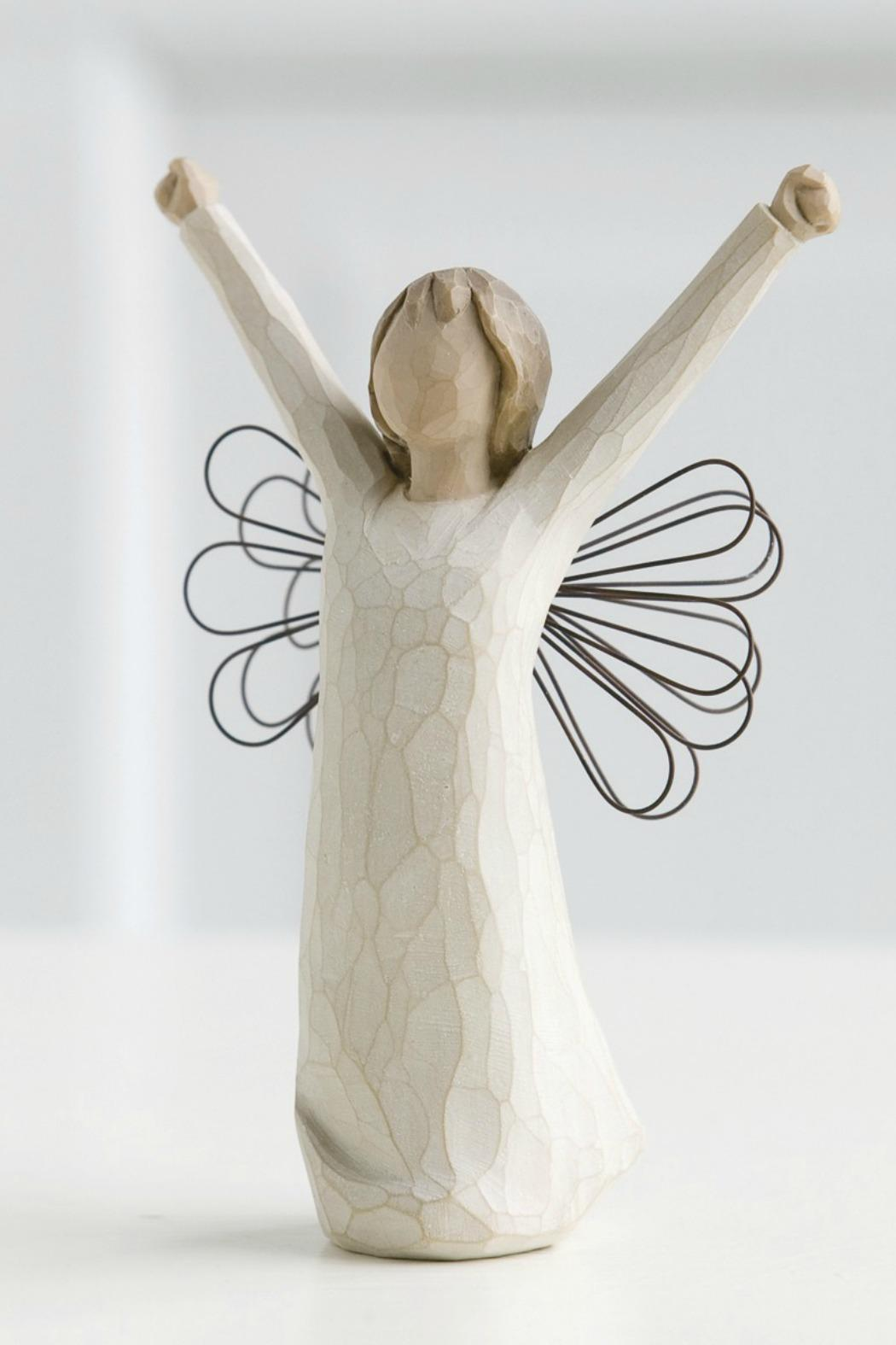 Willow Tree(r) by Susan Lordi, from DEMDACO Courage Figurine - Main Image