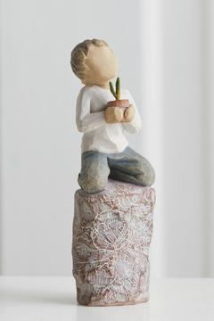 Willow Tree(r) by Susan Lordi, from DEMDACO Something Special Figurine - Alternate List Image