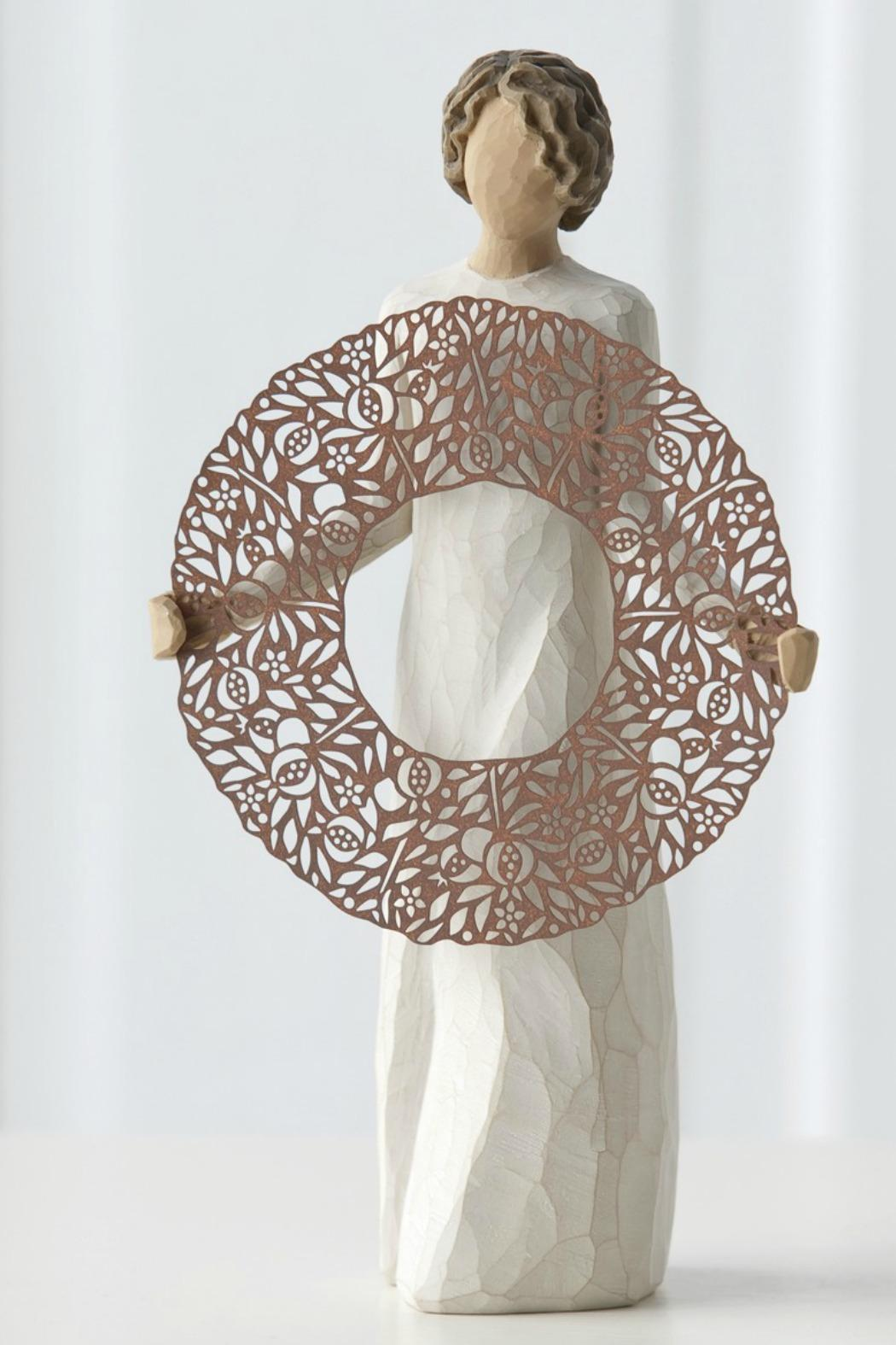 Willow Tree(r) by Susan Lordi, from DEMDACO Welcome Here Figurine - Main Image