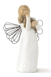 Willow Tree(r) by Susan Lordi, from DEMDACO Angel Of Friendship - Product Mini Image
