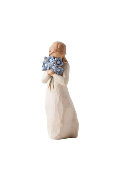 Shoptiques Product: Forget Me Not Figurine