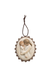 Willow Tree(r) by Susan Lordi, from DEMDACO Tenderness Ornament - Product Mini Image