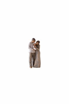 Shoptiques Product: We Are Three Figurine