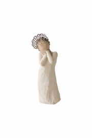 Willow Tree(r) by Susan Lordi, from DEMDACO Willow Tree Angel Love - Product Mini Image