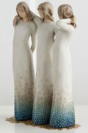 Willow Tree(r) by Susan Lordi, from DEMDACO By My Side - Front full body