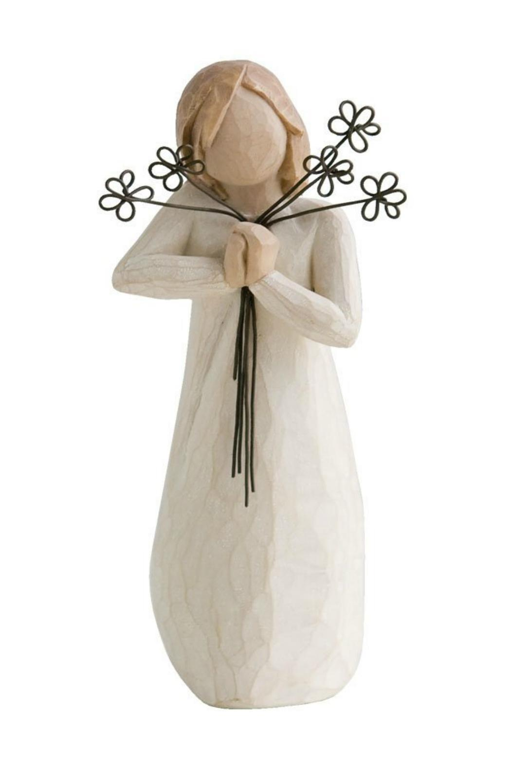 Willow Tree(r) by Susan Lordi, from DEMDACO Friendship Figurine - Main Image