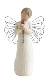 Willow Tree(r) by Susan Lordi, from DEMDACO Loving Angel Figurine - Product Mini Image