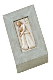 Willow Tree(r) by Susan Lordi, from DEMDACO Mother & Daughter Memory Box - Product Mini Image