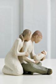 Willow Tree(r) by Susan Lordi, from DEMDACO New Life Figure - Product Mini Image