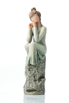 Shoptiques Product: Patience Figurine