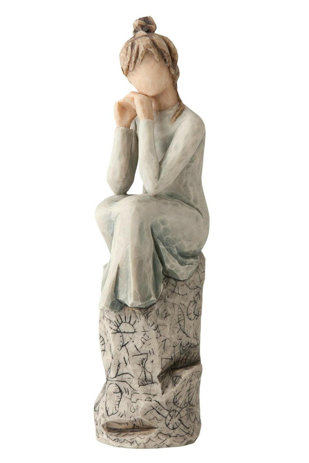 Willow Tree(r) by Susan Lordi, from DEMDACO Patience Figurine - Main Image