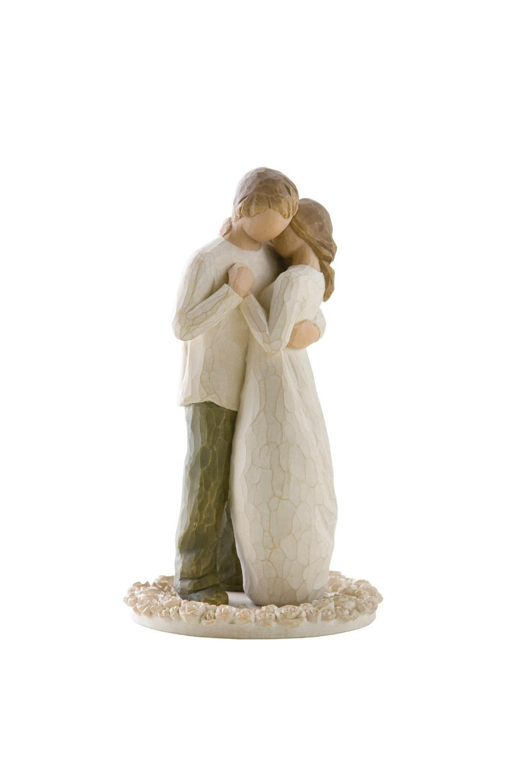 Willow Tree(r) by Susan Lordi, from DEMDACO Promise Cake Topper - Main Image