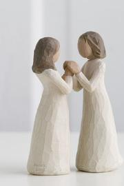 Willow Tree(r) by Susan Lordi, from DEMDACO Sisters By Heart Figurine - Front cropped