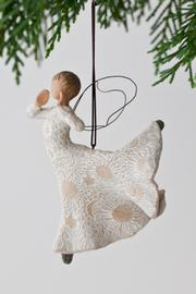 Willow Tree(r) by Susan Lordi, from DEMDACO Song-Of-Joy Ornament - Product Mini Image
