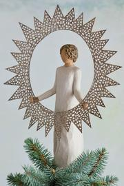 Willow Tree(r) by Susan Lordi, from DEMDACO Starlight Tree Topper - Side cropped